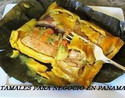 Tamales en panama