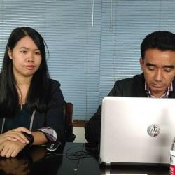 En la reunion