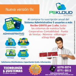 Suite Corporativa Pskloud 9x