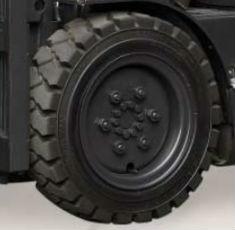 Doosan Forklift Truck Tire