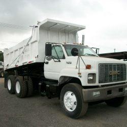 GMC Dump Truck Tires