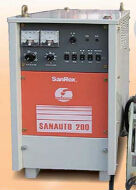 SanRex welding machine