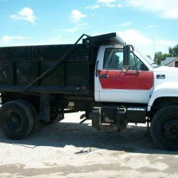 Chevrolet Dump Truck Tires