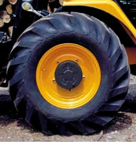 JCB Forklift Truck Tire