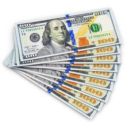 dollars américains 1