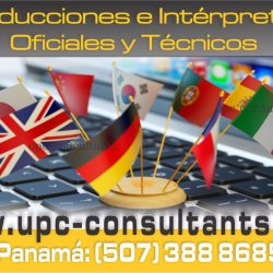 Traducciones UPC panamá