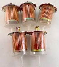 Fleetguard filtro de gas