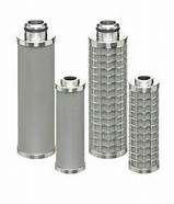 HYDAC filtro de gas .